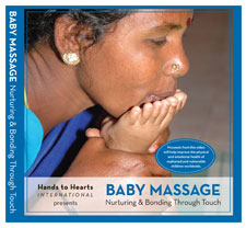 Hands to Hearts Baby Massage DVD