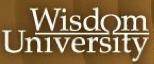Wisdom-University