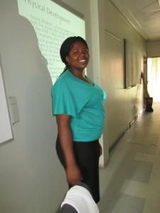 Ms. Emily Karambuka trainer