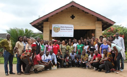 Hands to Hearts International, contributes to the healing in Liberia.